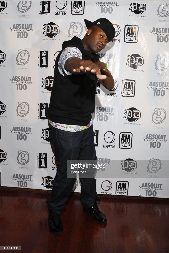 Designer Mychael Knight attends The IGA/The Platinum Dynasty/The Garner Circle BET Hip Hop Awards 2007 Gift Suite at Opera on October 12, 2007 in Atlanta, GA.