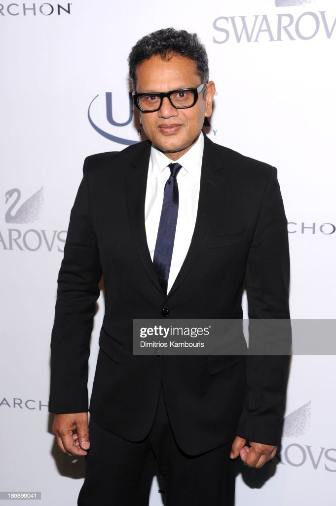 Designer Naeem Khan attends the 17th Annual Accessories Council ACE Awards At Cipriani 42nd Street on November 4, 2013 in New York City.