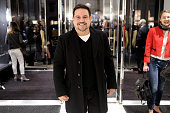 Designer Narciso Rodriguez attends as Barneys New York celebrates its new downtown flagship in New York City on March 17 2016 in New York City