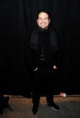Designer Narciso Rodriguez attends the Narciso Rodriguez Show during MercedesBenz Fashion Week Fall 2014 at SIR Stage37 on February 11 2014 in New...