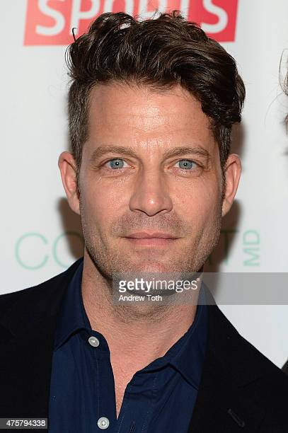 Designer Nate Berkus attends the 2015 Up2Us Sports Gala at The IAC Building on June 3 2015 in New York City