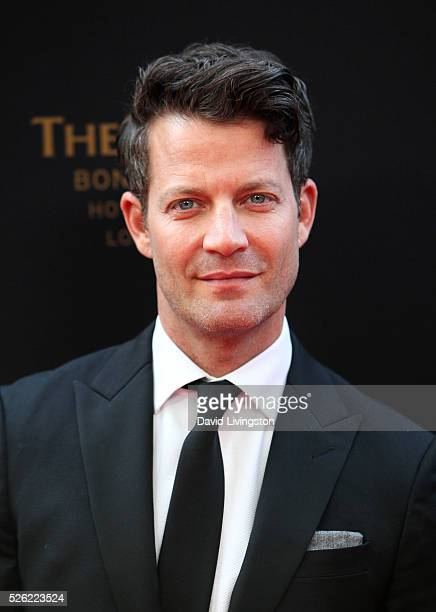 Designer Nate Berkus attends the 43rd Annual Daytime Creative Arts Emmy Awards at Westin Bonaventure Hotel on April 29 2016 in Los Angeles California