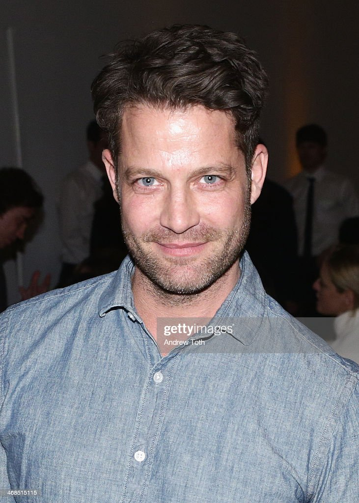 Designer Nate Berkus attends the dinner to celebrate the Brothers, Sisters, Sons And Daughters Spring 2014 campaign launch on February 10, 2014 in New York City.