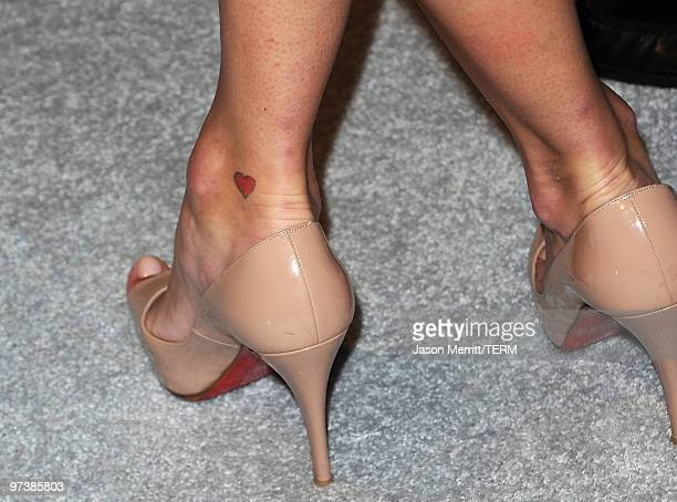 Designer Nicky Hilton attends the Vera Wang Store Launch at Vera Wang Store on March 2 2010 in Los Angeles California