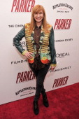 Designer Nicole Miller attends a screening of 'Parker' hosted by FilmDistrict The Cinema Society L'Oreal Paris and Appleton Estate at MOMA on January...