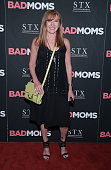 Designer Nicole Miller attends the 'Bad Moms' premiere at Metrograph on July 18 2016 in New York City