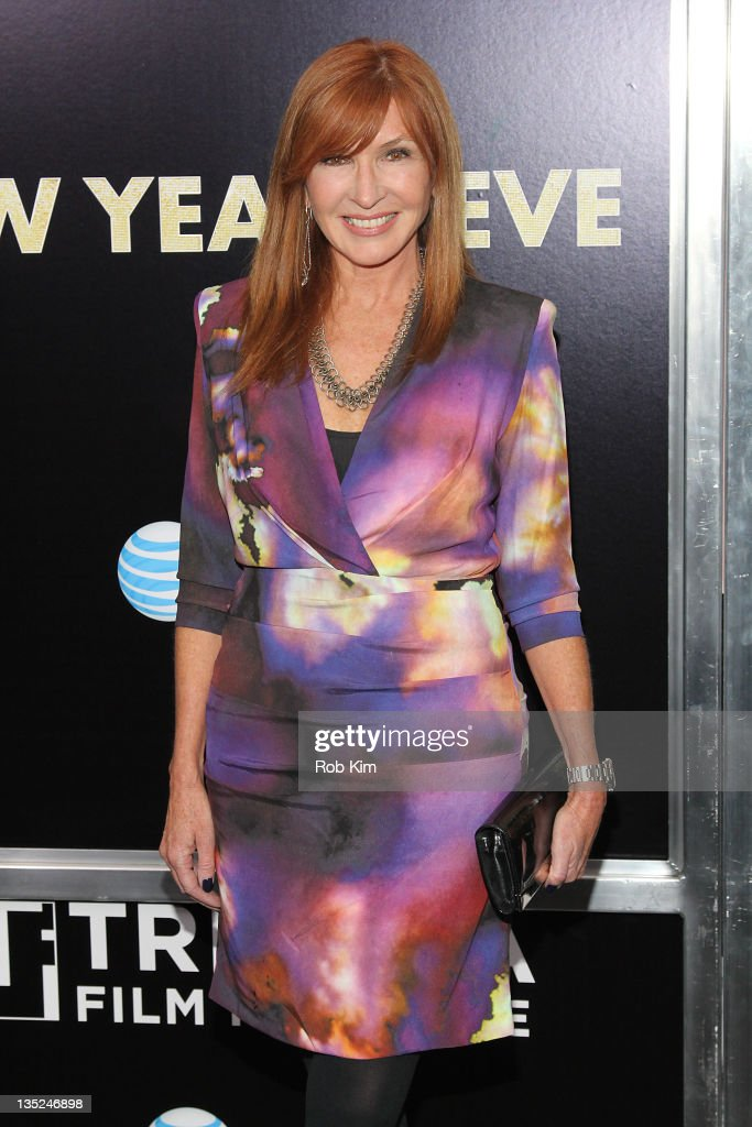 Designer Nicole Miller attends the 'New Year's Eve' premiere at the Ziegfeld Theatre on December 7, 2011 in New York City.