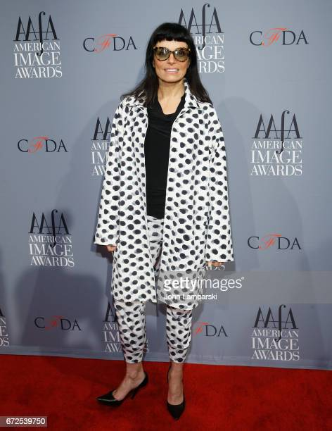 Designer Norma Kamali attends the 39th annual AAFA American Image Awards at 583 Park Avenue on April 24 2017 in New York City
