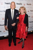 Designer Oscar de la Renta and Barbara Walters attend Woman's Day Red Dress Awards Campbell's AdDress Your Heart at Jazz at Lincoln Center on...
