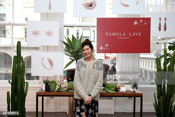 Designer Pamela Love introduces Pamela Love for eBay – an exclusive jewelry collection benefitting CFDA's Fashion Targets Breast Cancer – and other...