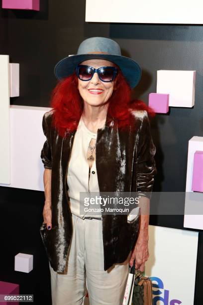 Designer Patricia Field attends the 2017 Village Voice Pride Awards at Capitale on June 21 2017 in New York City