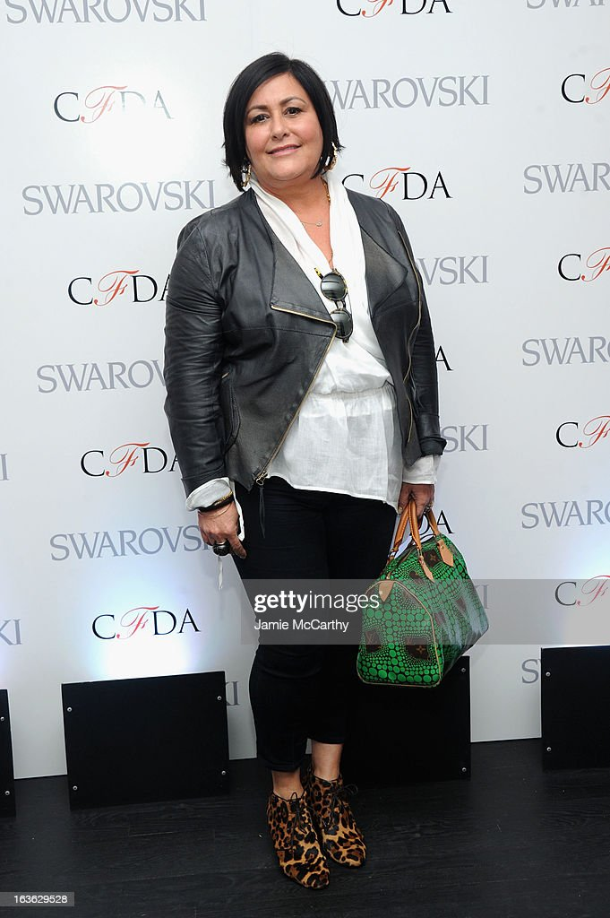 Designer Patty Perreira attends the CFDA 2013 Awards Nomination event on March 13, 2013 in New York City.