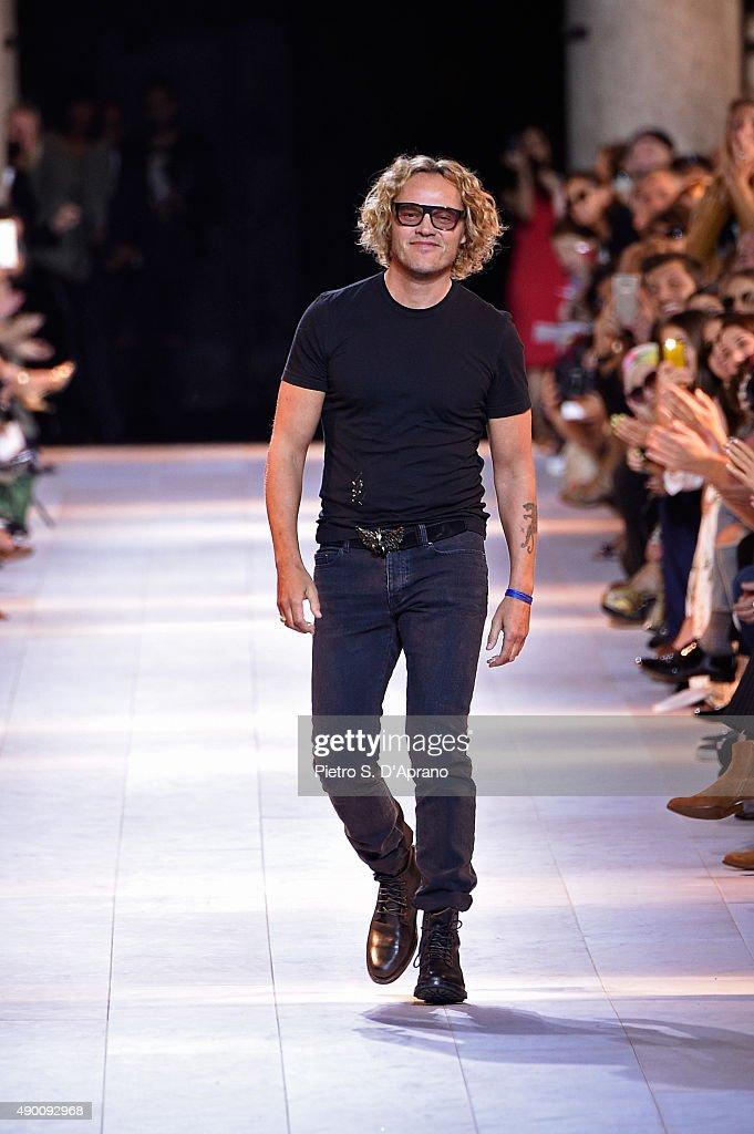 Roberto Cavalli - Runway - Milan Fashion Week SS16