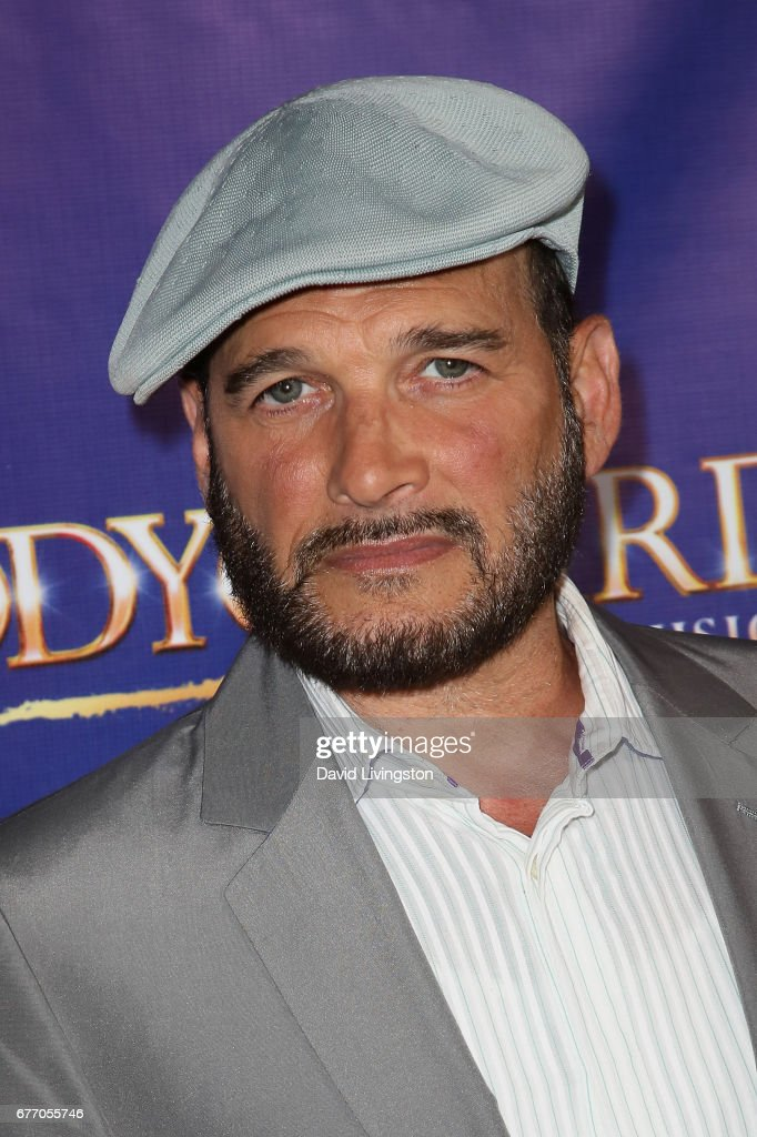 Designer Philip Bloch arrives at the premiere of 'The Bodyguard' at the Pantages Theatre on May 2, 2017 in Hollywood, California.