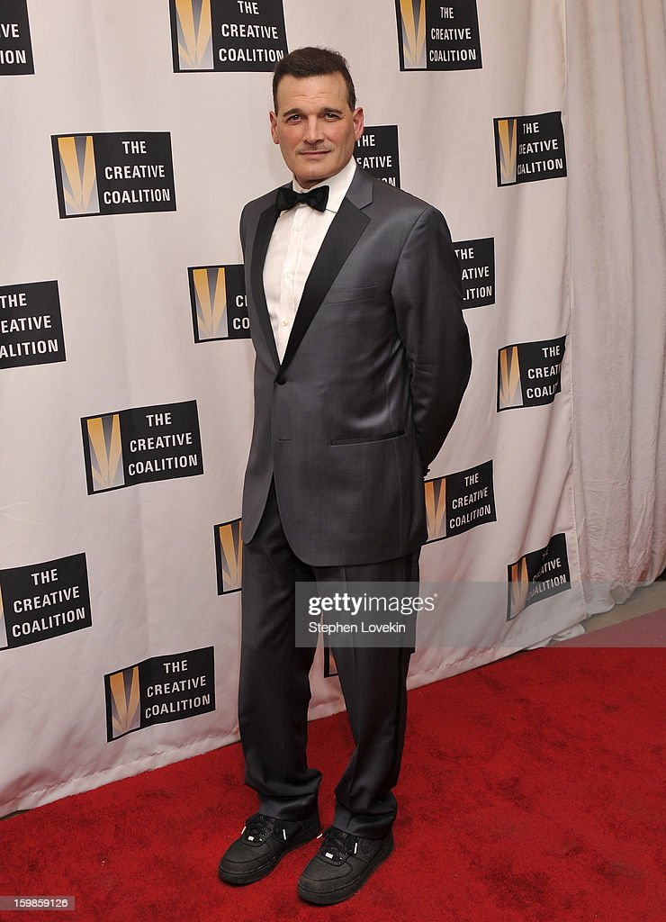 Designer Phillip Bloch attends The Creative Coalition's 2013 Inaugural Ball at the Harman Center for the Arts on January 21, 2013 in Washington, United States.