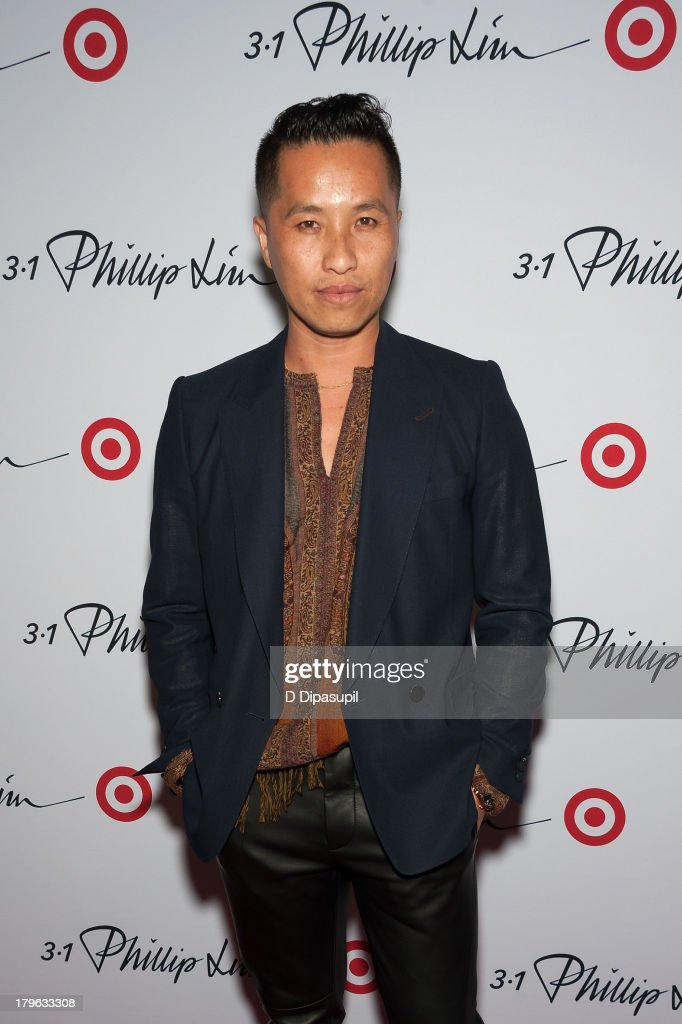 Designer Phillip Lim attends the 3.1 Phillip Lim for Target Launch Event at Spring Studio on September 5, 2013 in New York City.