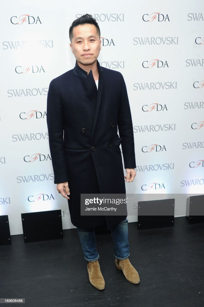 Designer Phillip Lim attends the CFDA 2013 Awards Nomination event on March 13, 2013 in New York City.