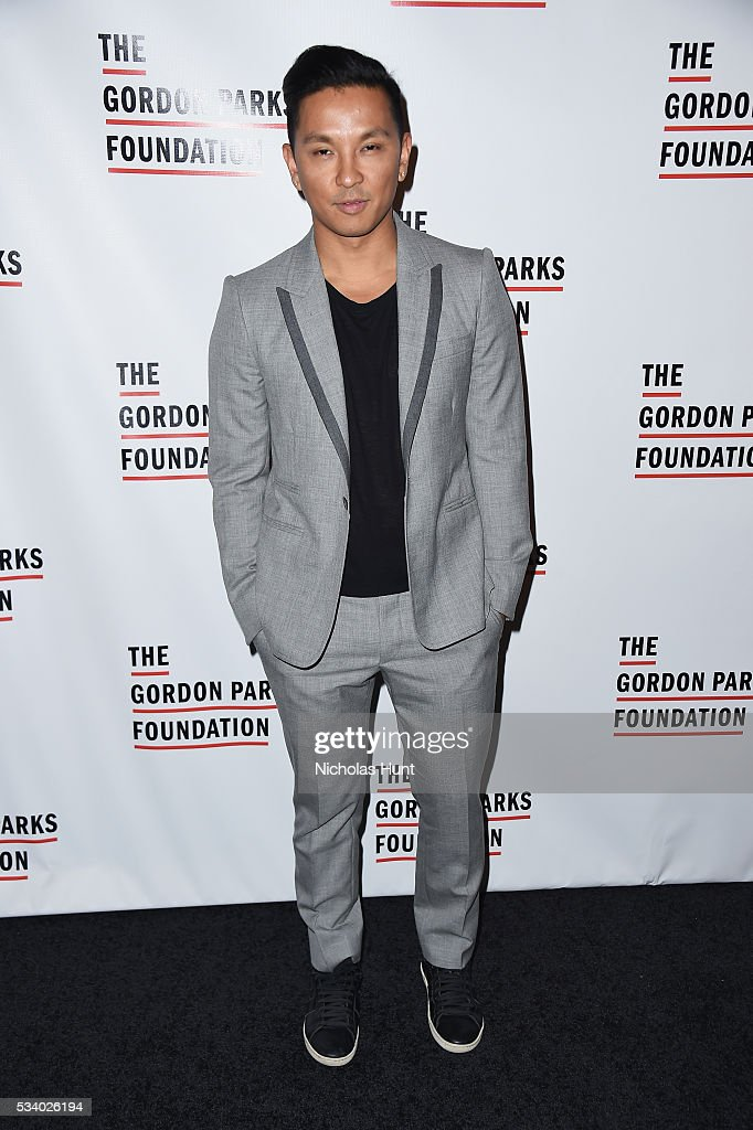 Designer Prabal Gurung attends the 2016 Gordon Parks Foundation awards dinner at Cipriani 42nd Street on May 24, 2016 in New York City.
