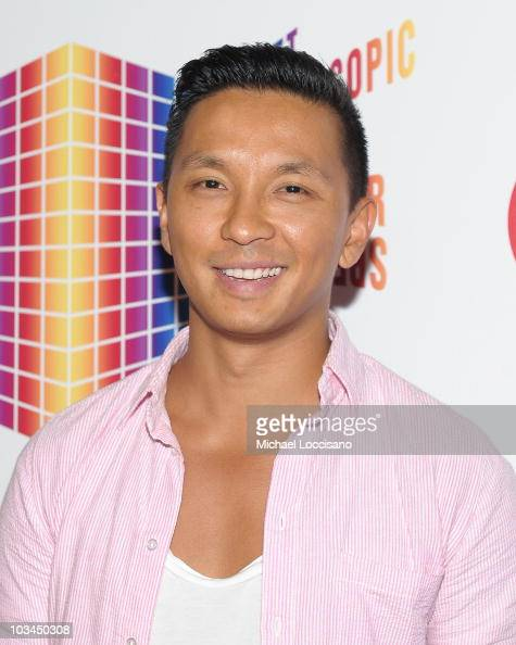 Designer Prabal Gurung attends the Target Kaleidoscopic Fashion Spectacular exclusive VIP viewing party at The Standard on August 18 2010 in New York...