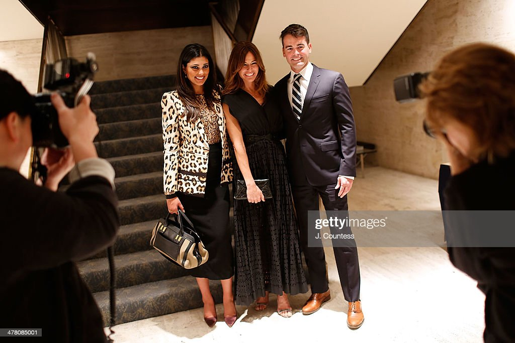 Designer <a gi-track='captionPersonalityLinkClicked' href=/galleries/search?phrase=Rachel+Roy+-+Fashion+Designer&family=editorial&specificpeople=210895 ng-click='$event.stopPropagation()'>Rachel Roy</a> and media personality Kelly Bensimon attend the Love Heals 2014 Gala at Four Seasons Restaurant on March 11, 2014 in New York City.