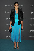 Designer Rachel Roy arrives at the LACMA 2015 ArtFilm Gala Honoring James Turrell And Alejandro G Inarritu Presented By Gucci at LACMA on November 7...