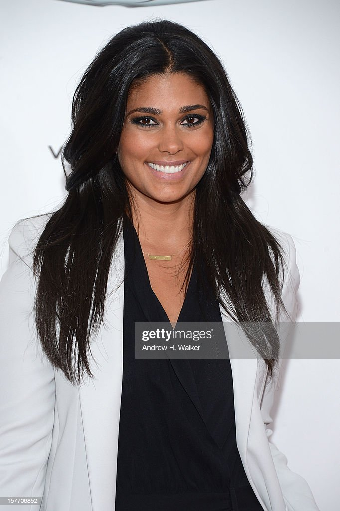 Designer Rachel Roy attends FilmDistrict and Chrysler with the Cinema Society Premiere of 'Playing For Keeps' at AMC Lincoln Square Theater on December 5, 2012 in New York City.