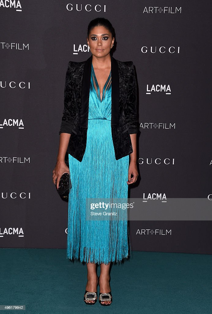 Designer Rachel Roy attends LACMA 2015 ArtFilm Gala Honoring James Turrell and Alejandro G Iñárritu Presented by Gucci at LACMA on November 7 2015 in...