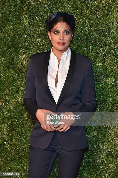 Designer Rachel Roy attends the 11th annual CFDA/Vogue Fashion Fund Awards at Spring Studios on November 3 2014 in New York City