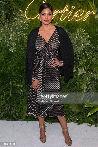 Designer Rachel Roy attends the 2013 Party In The Garden at Museum of Modern Art on May 21 2013 in New York City