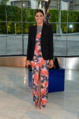 Designer Rachel Roy attends the 2014 CFDA fashion awards at Alice Tully Hall Lincoln Center on June 2 2014 in New York City