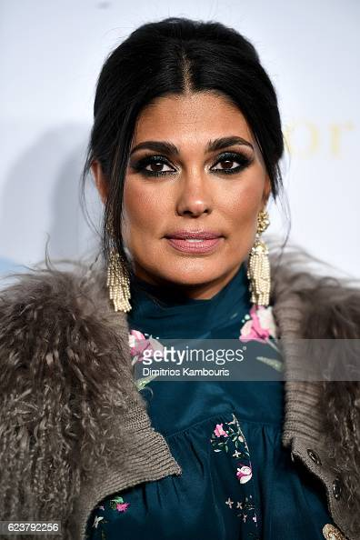 Designer Rachel Roy attends the 2016 Guggenheim International PreParty made possible by Dior at Solomon R Guggenheim Museum on November 16 2016 in...