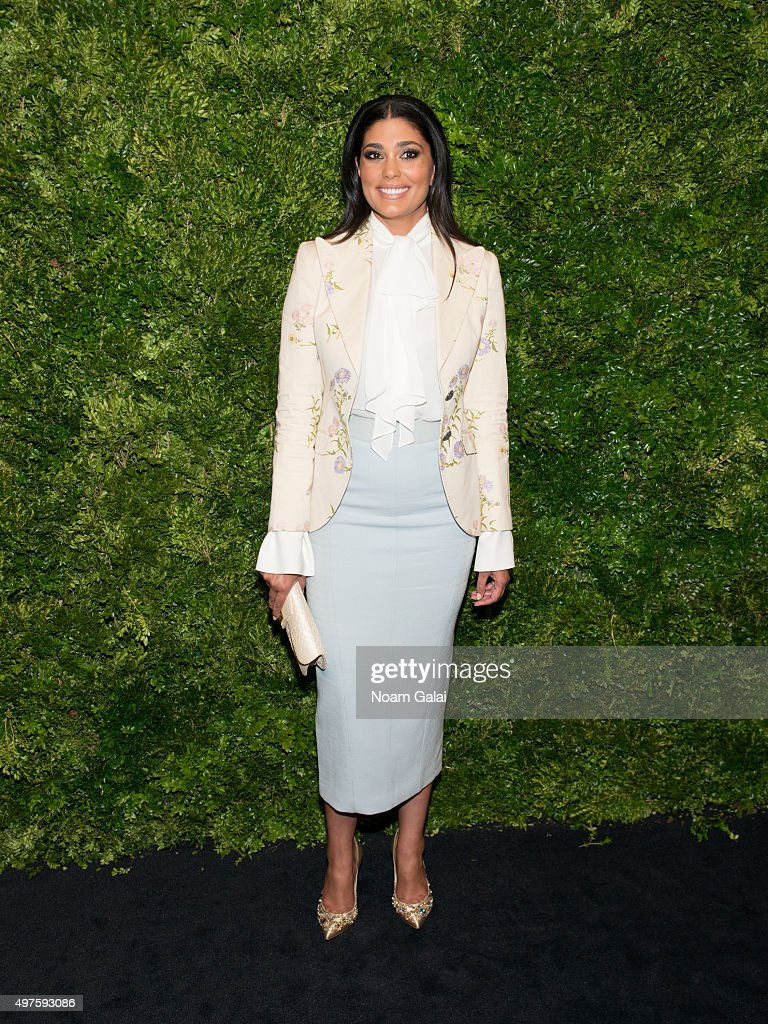 Designer Rachel Roy attends the 8th Annual Museum Of Modern Art Film Benefit honoring Cate Blanchett at Museum of Modern Art on November 17, 2015 in New York City.