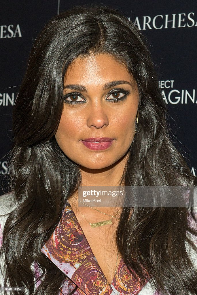 Designer Rachel Roy attends the 'A Dream Of Flying' Project Imaginat10n special screening at Crosby Street Hotel on October 16, 2013 in New York City.