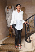 Designer Rachel Roy attends the alice olivia by Stacey Bendet and the CFDA celebration of the alice olivia and Domingo Zapata collaboration on April...