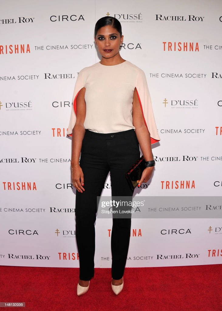 Designer Rachel Roy attends The Cinema Society With Rachel Roy & Circa Host A Screening Of 'Trishna' at IFC Center on July 10, 2012 in New York City.