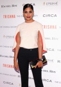 Designer Rachel Roy attends The Cinema Society With Rachel Roy Circa Host A Screening Of 'Trishna' at IFC Center on July 10 2012 in New York City