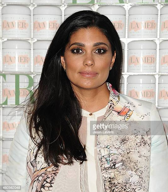 Designer Rachel Roy attends the La Mer celebration of an Icon event at Siren Studios on October 13 2015 in Hollywood California