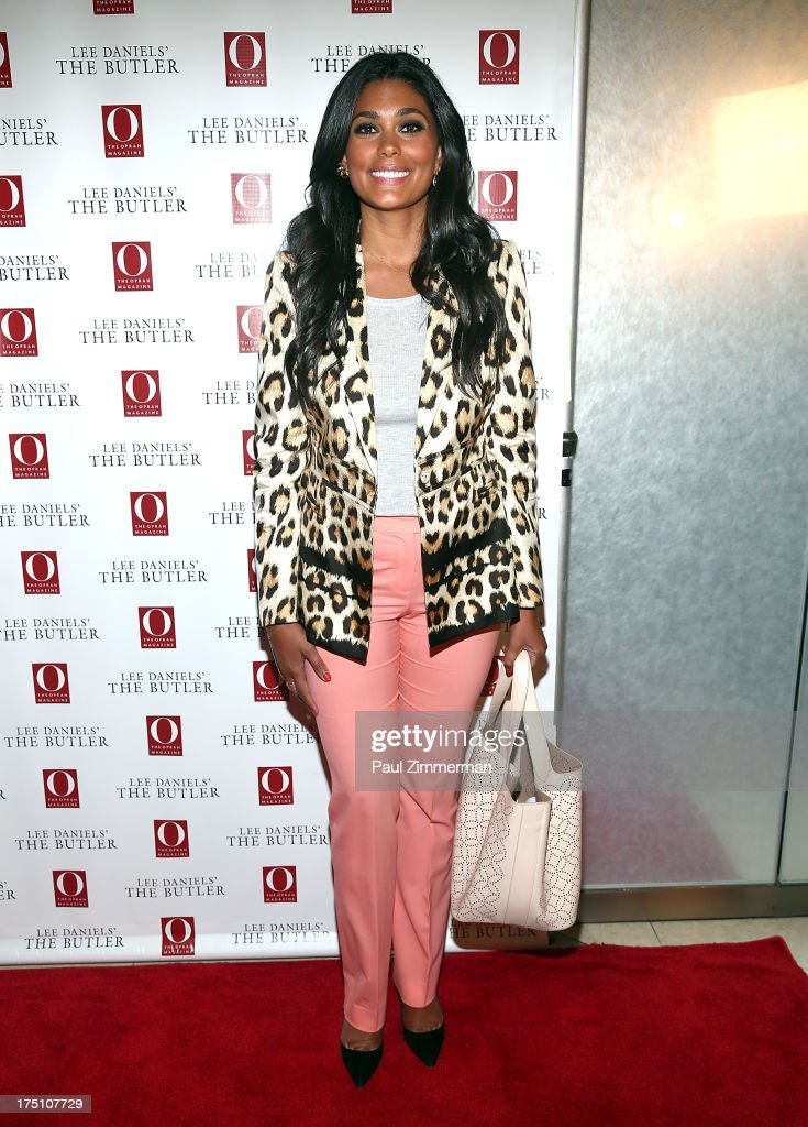 Designer <a gi-track='captionPersonalityLinkClicked' href=/galleries/search?phrase=Rachel+Roy+-+Modedesigner&family=editorial&specificpeople=210895 ng-click='$event.stopPropagation()'>Rachel Roy</a> attends the Lee Daniels' 'The Butler' Special Screening at Hearst Tower on July 31, 2013 in New York City.
