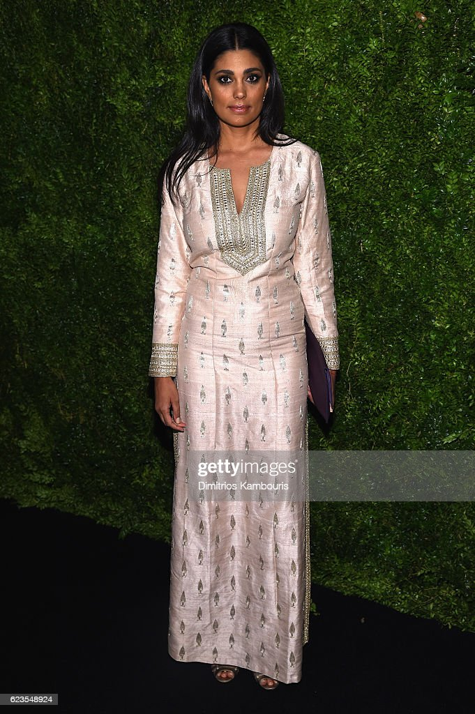 Designer Rachel Roy attends the MoMA Film Benefit presented by CHANEL, A Tribute To Tom Hanks at MOMA on November 15, 2016 in New York City.