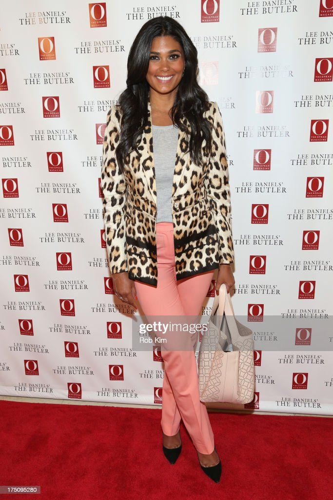 Designer Rachel Roy attends the O, The Oprah Magazine's special advance screening of 'Lee Daniels' The Butler' at The Hearst Tower on July 31, 2013 in New York City.