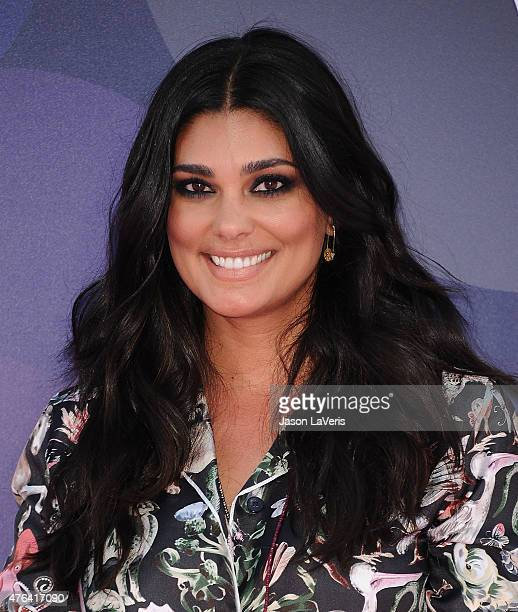 Designer Rachel Roy attends the premiere of 'Inside Out' at the El Capitan Theatre on June 8 2015 in Hollywood California