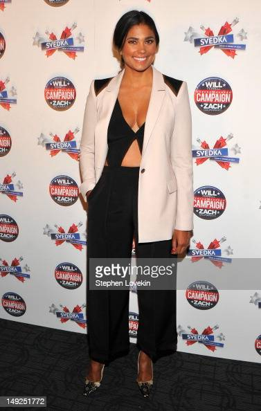 Designer Rachel Roy attends the 'The Campaign' New York premiere at Landmark's Sunshine Cinema on July 25 2012 in New York City