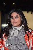 Designer Rachel Roy attends the Zimmermann fashion show during MercedesBenz Fashion Week Fall 2015 at ArtBeam on February 13 2015 in New York City