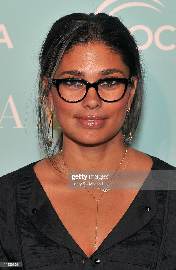 Designer Rachel Roy attends World Ocean Day 2011 celebrated by La Mer and Oceana at Affirmation Arts on May 18, 2011 in New York City.