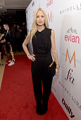 Designer Rachel Zoe attends The DAILY FRONT ROW 'Fashion Los Angeles Awards' Show at Sunset Tower on January 22 2015 in West Hollywood California
