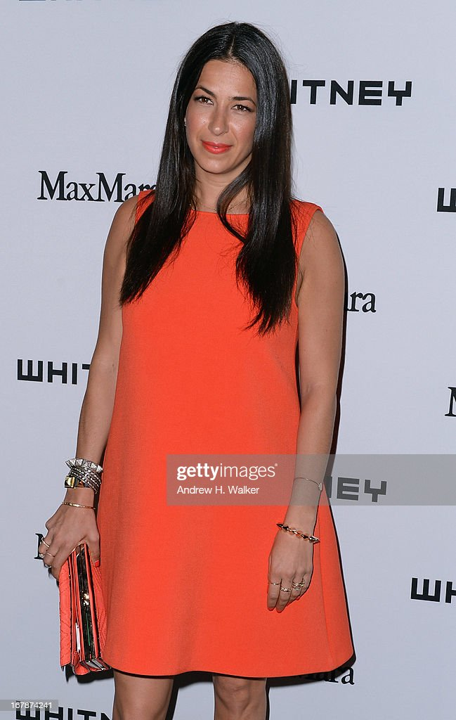 Designer Rebecca Minkoff arrives at the Whitney Museum Annual Art Party on May 1, 2013 in New York City.