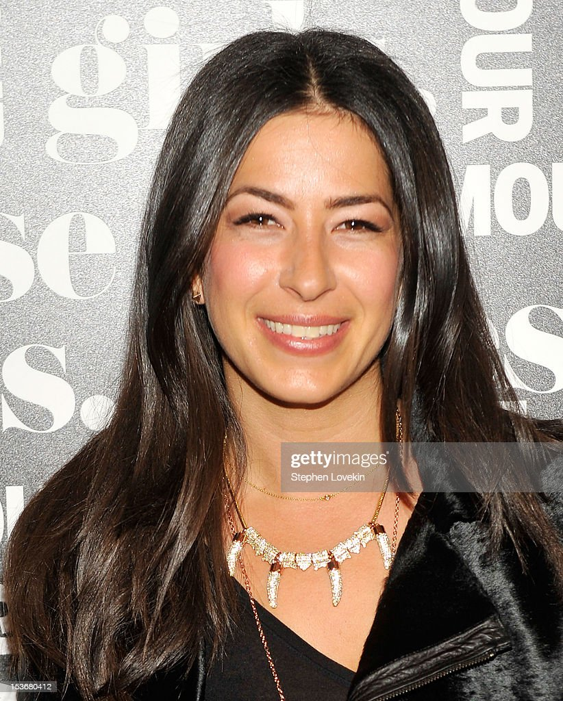 Designer Rebecca Minkoff attends Glamour Presents 'These Girls' at Joe's Pub on October 8, 2012 in New York City.