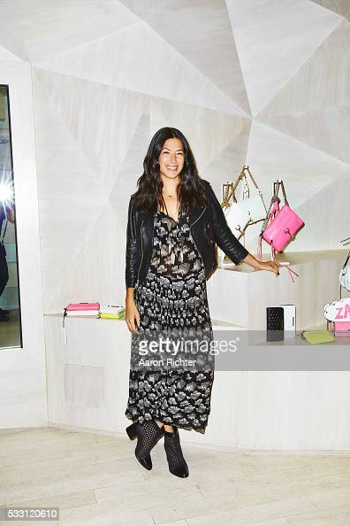 Designer Rebecca Minkoff is photographed for Rhapsody Magazine in 2015 in New York City PUBLISHED IMAGE