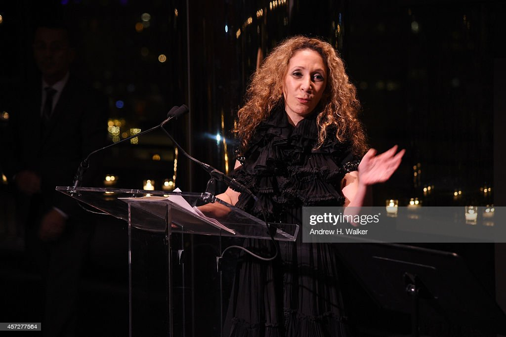 """Bridges Of Understanding's Annual """"Building Bridges"""" Award Dinner Honoring Designer Reem Acra With Steven Kolb, New York City"""