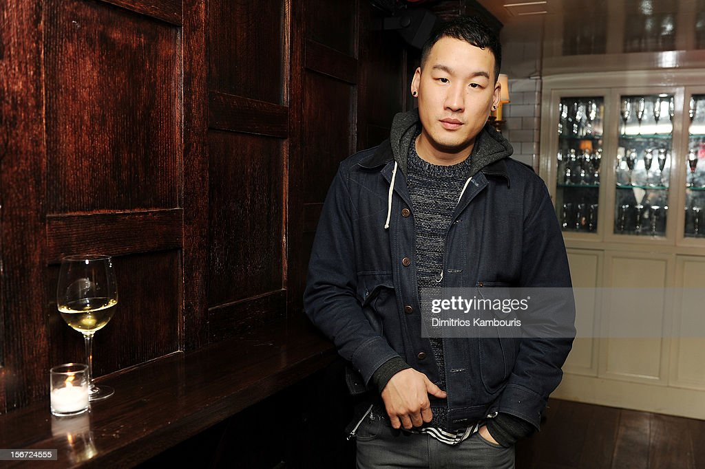 Designer Richard Chai attends GQ's The Style Guy party at The Beatrice Inn on November 19, 2012 in New York City.